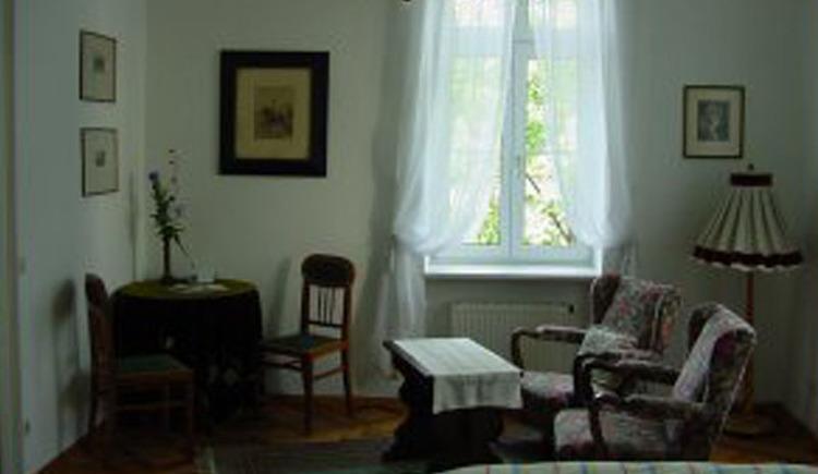 Wohnzimmer. (© Haus Hlozanek)