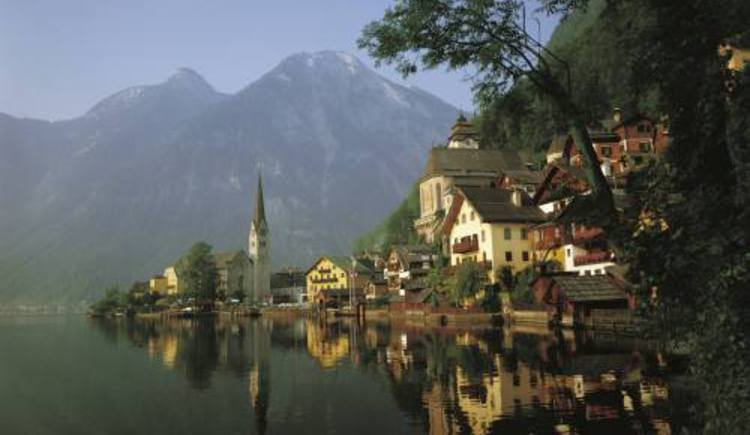 World Heritage Site Hallstatt - a magnet for numerous guests