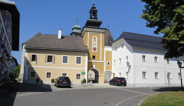Ortsplatz Pfarrkirchen (© Gemeinde Pfarrkirchen)