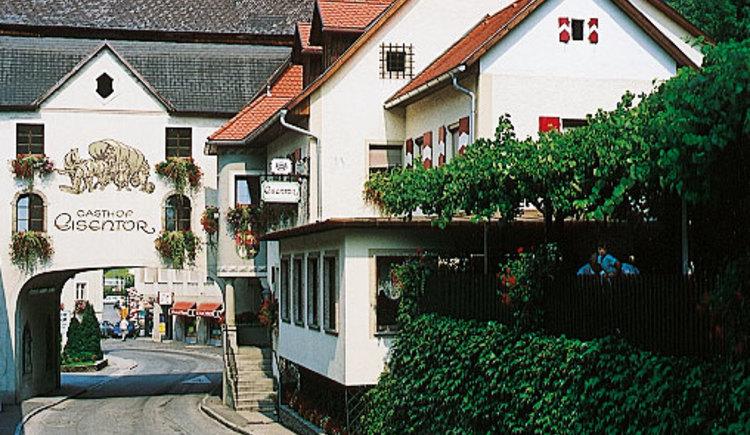 Gasthof eisentor Losenstein