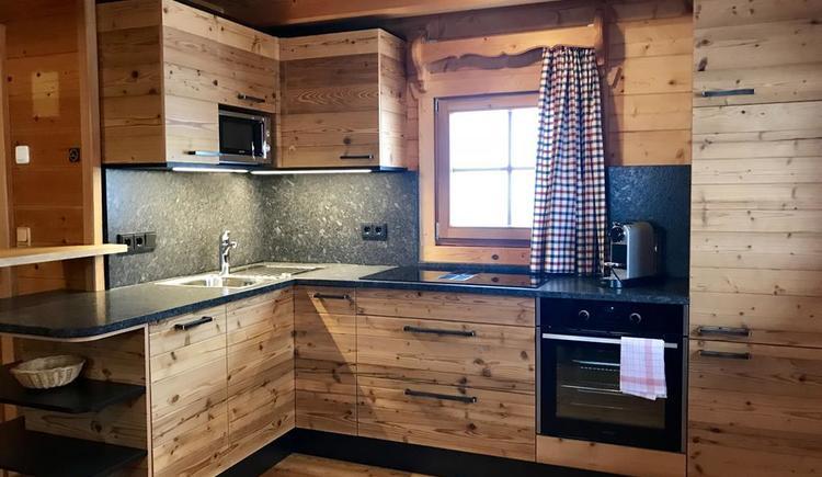 Küche (© Almresort Baumschlagerberg)