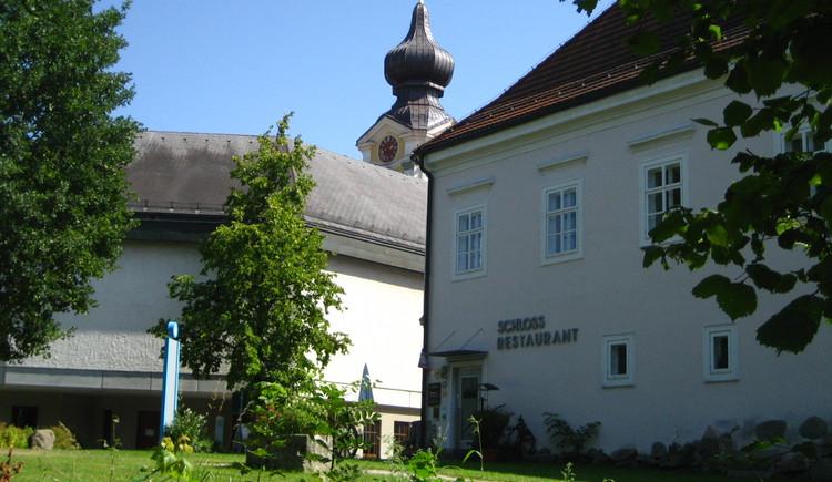 Schlossrestaurant (© Gemeinde Hagenberg)