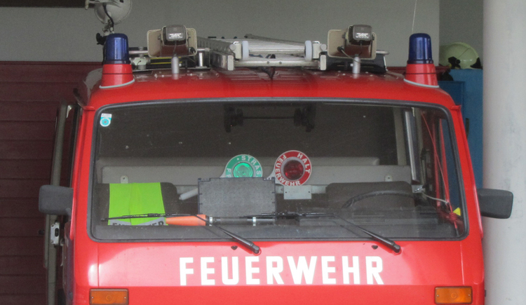 part of a fire engine
