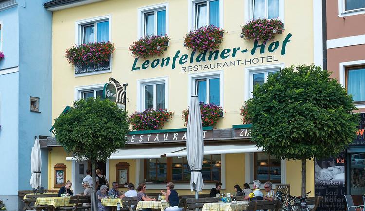 Leonfeldner-Hof Gasthof (© Leonfeldnerhof)