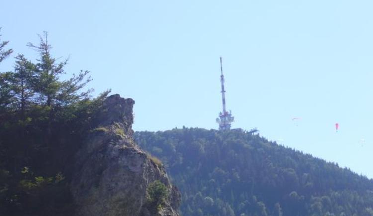 Nockstein gaisberg