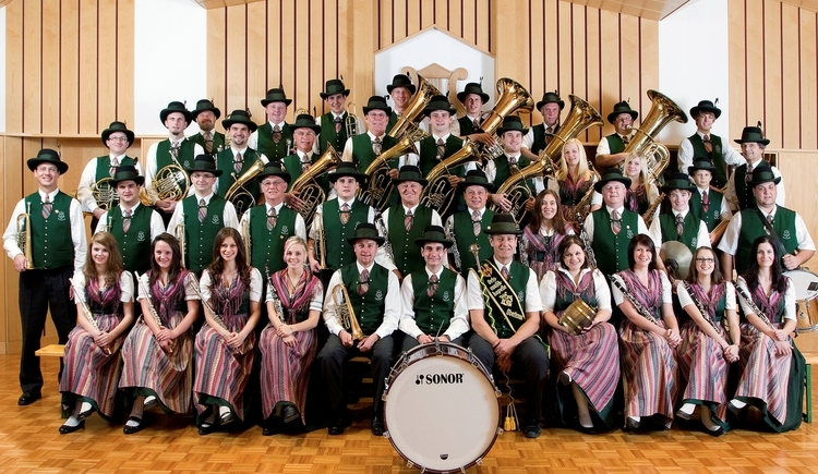 members of the brass band