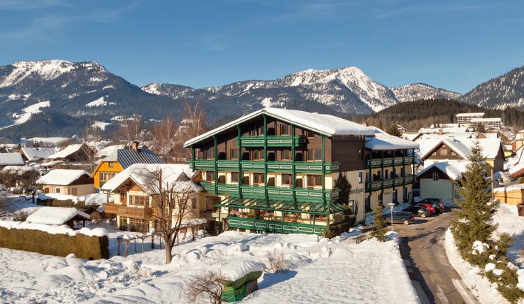 Langlaufen im Salzkammergut, Skifahren, Hotel Bad Mitterndorf. (© Hotel Kogler)