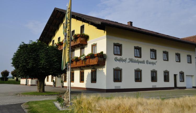 Gasthof Mittelpunkt-Europa