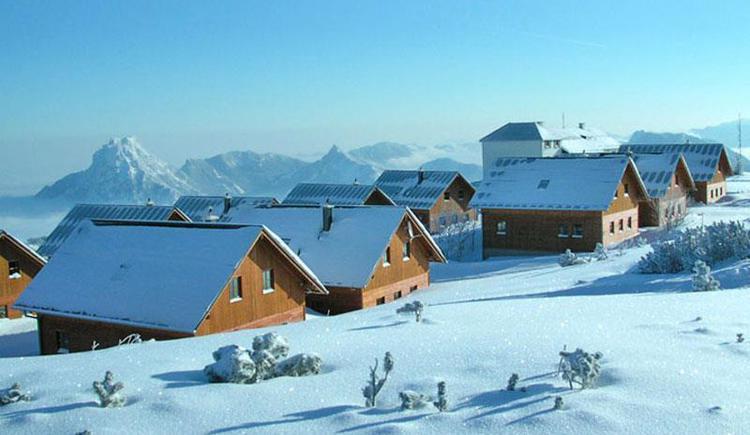 Winter (© Selbstversorgerhütten Feuerkogel)