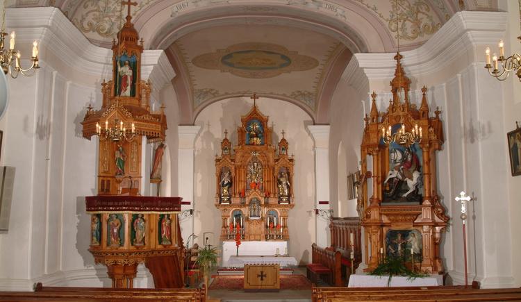 Marienwallfahrtskirche Kaltenberg