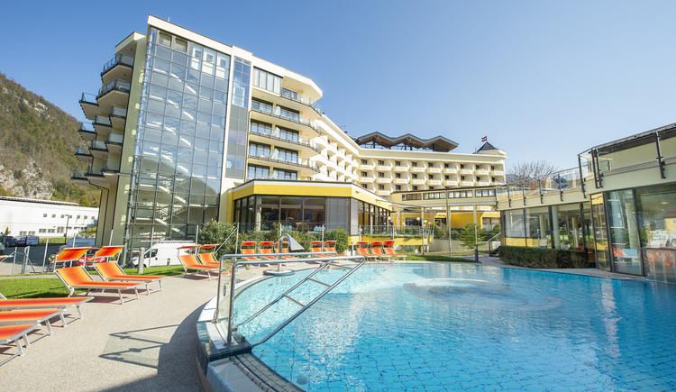 Salzkammergut-Therme mit Hotel Royal****s (© EurothermenResorts)