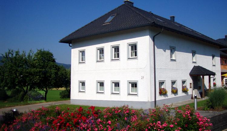 Haus Hochfichtblick im Sommer (© Jung)