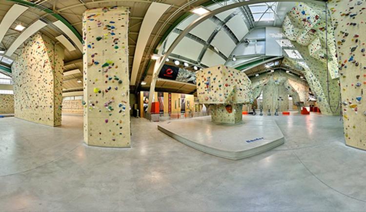 Indoor-Kletteranlage
