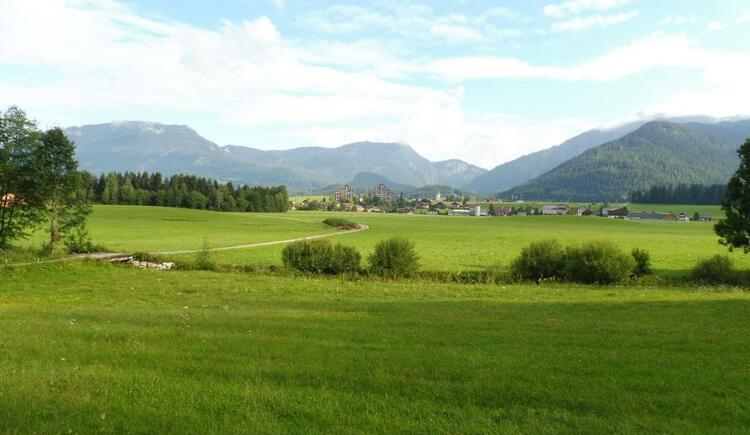 dann zurück Bad Mitterndorf in Sicht... (© Tourismusverband Ausseerland-Salzkammergut)