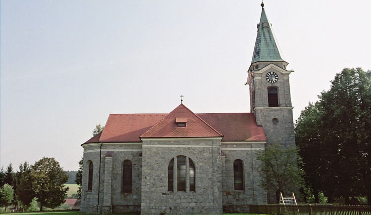 Eggendorf im Traunkreis Kirche