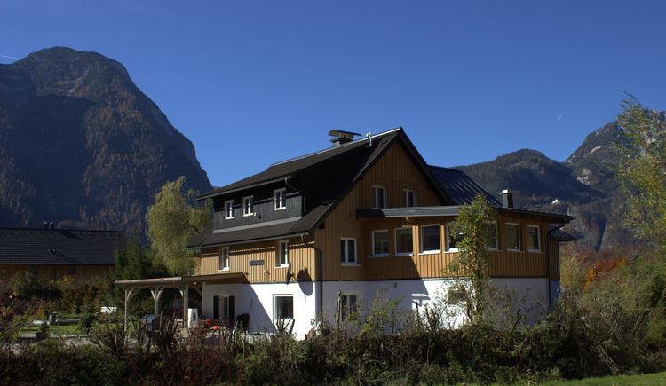 Ansicht des Hauses