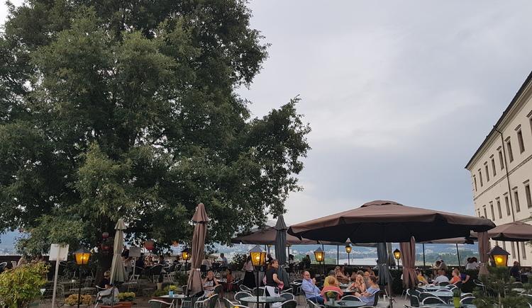 Schloss Cafe Linz