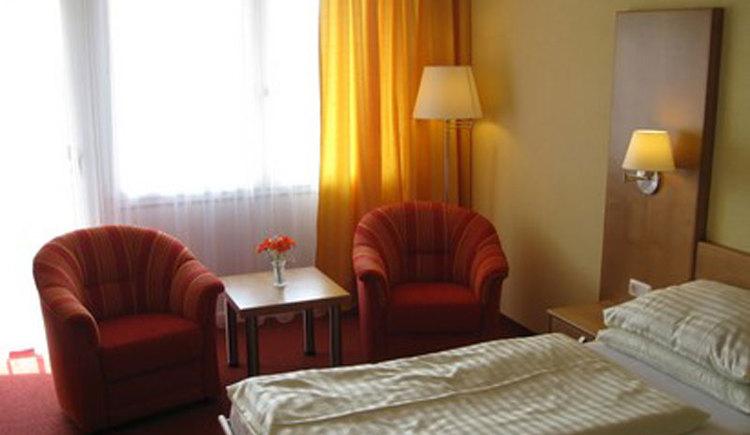 Zimmer Hotel Lohninger Schober in Hipping. (© Hotel Lohninger-Schober)