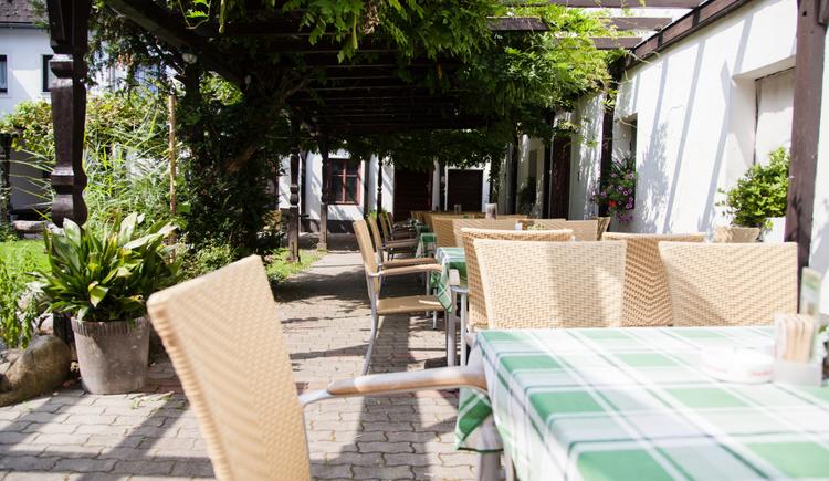 Gasthof-Cafe Ortbauerngut Aglas - Reichraming (© Fam. Aglas)