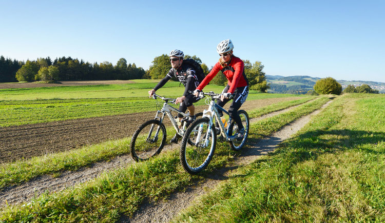 Grenzenlos Radfahren (© OOETM/Röbl)