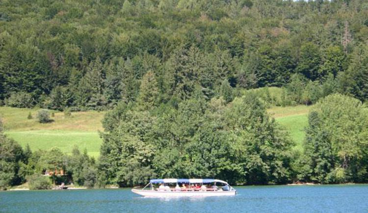 Zillenschifffahrt am Fuschlsee (© FST)