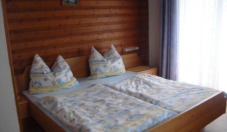 Doppelzimmer. (© Christa Reindl)
