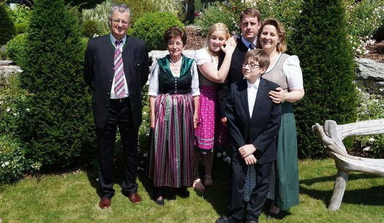 Familienfoto Hofwimmer