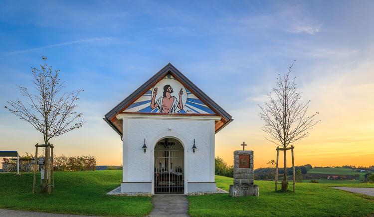 Kalvarienberg Kapelle (© Johannes Kaindlstorfer)