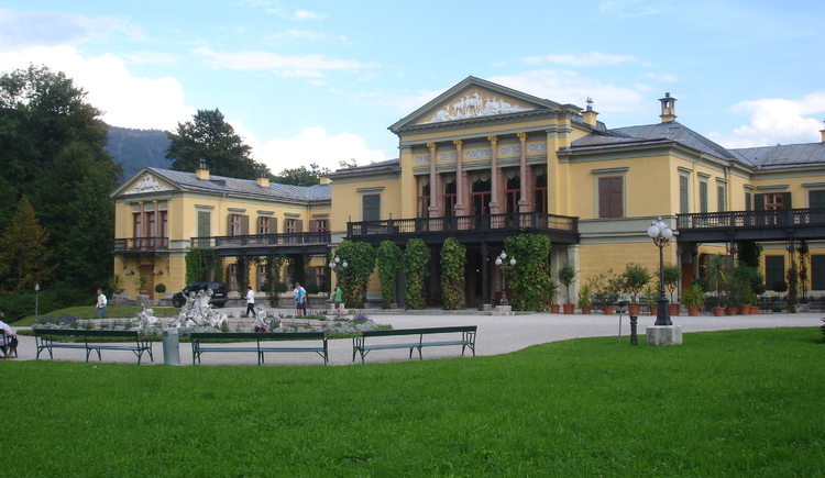 A visit to the imperial villa in Bad Ischl is definitely worthwhile.