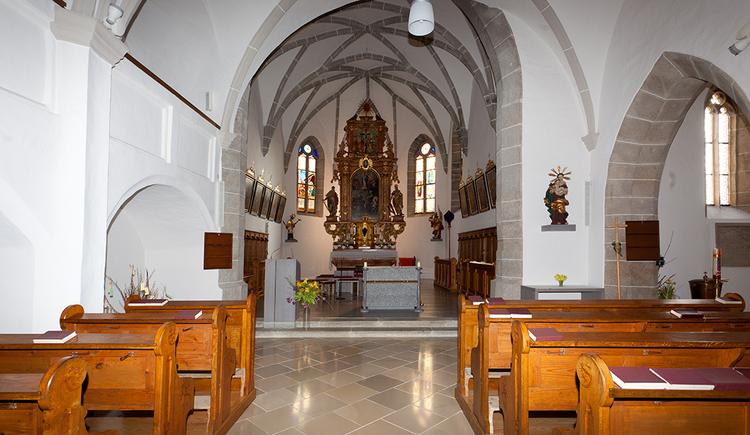 Perg Sehenswürdigkeiten, Kirche, Pergkirchen