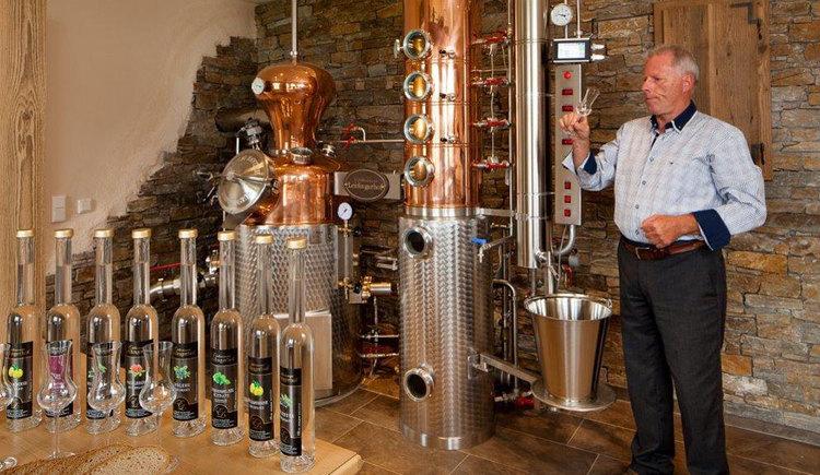 Destilliere. (© Johann Stabauer)