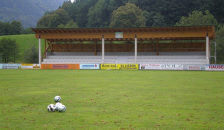 Hubert-Gössweiner-Stadion Spital am Pyhrn
