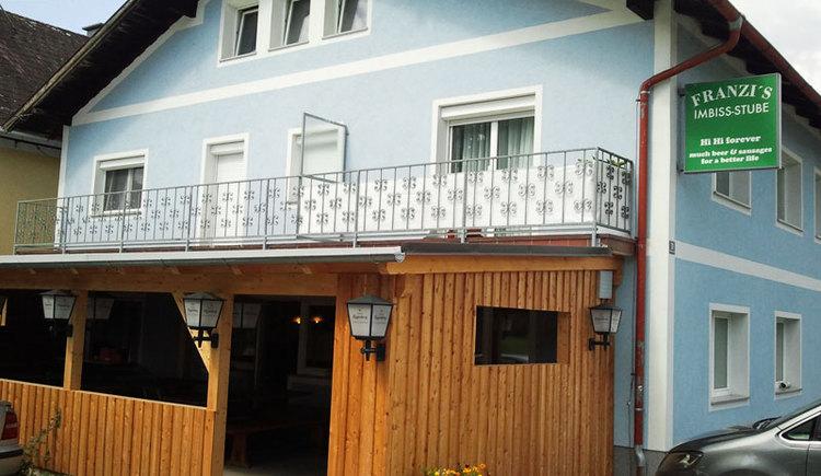 Franzi's Imbiss Stube in Feldham bei Vorchdorf