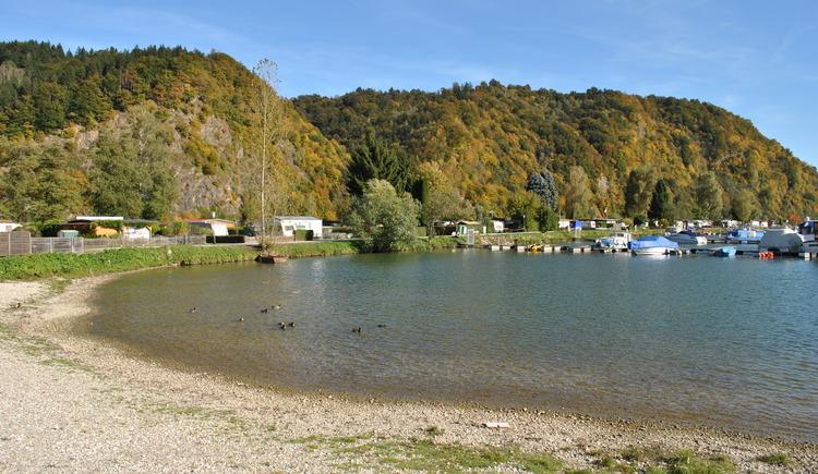 Campingplatz kasten