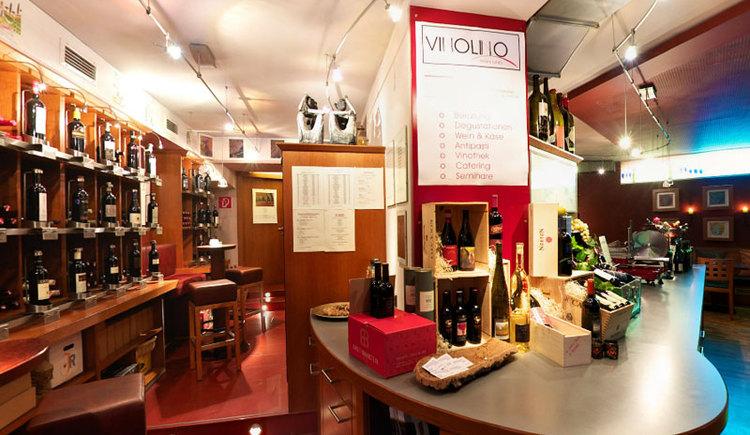 VINOLINO Wein und mehr in Vorchdorf im Almtal
