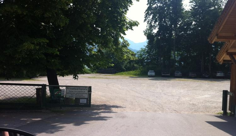 Parkplatz 1