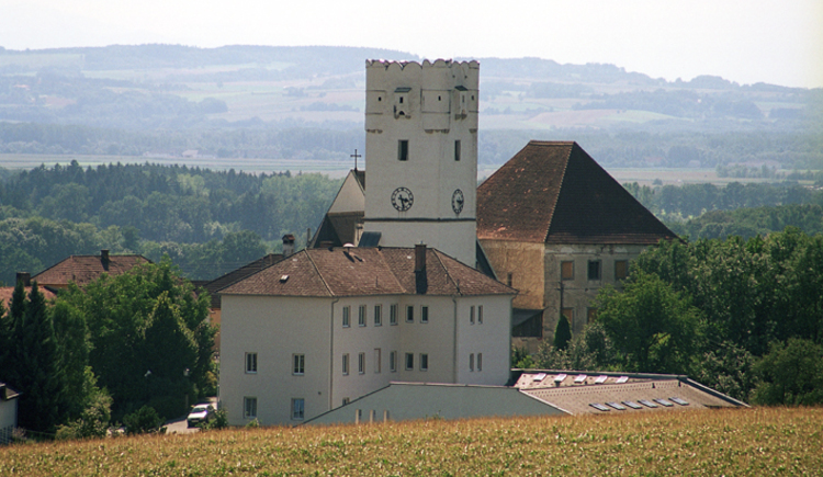 Arbing Schloss. (© TTG Tourismus Technologie)
