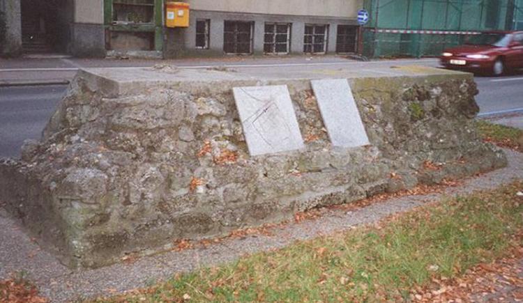 Wels: Römische Stadtmauer