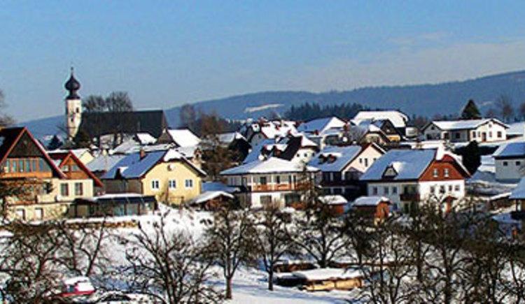 St. Veit im Winter