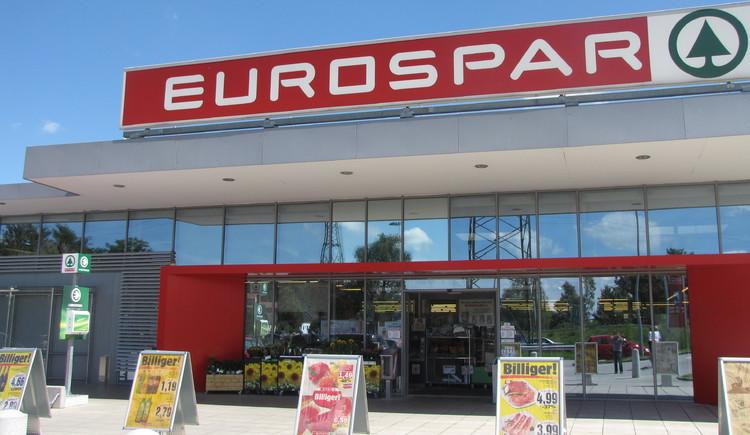 E-Bike-Ladestation bei Eurospar Mauthausen, Albern.