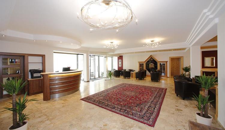 Eingangsbereich (© Hotel Magerl)