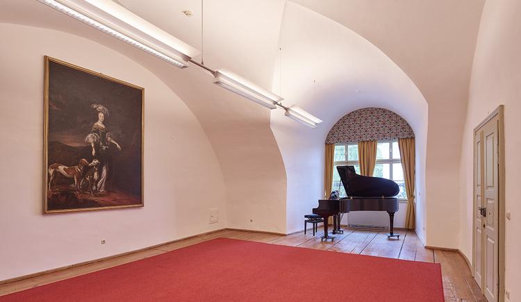 Schloss Weinberg, Seminarraum Lehar
