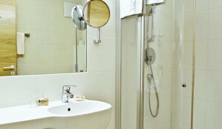 Hoftaverne Ziegelböck, Doppelzimmer Komfort, Bad