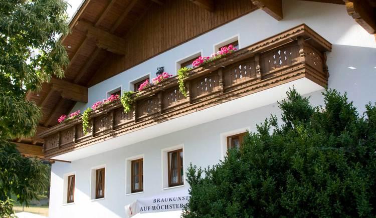 Haus (© Verschönerungsverein)