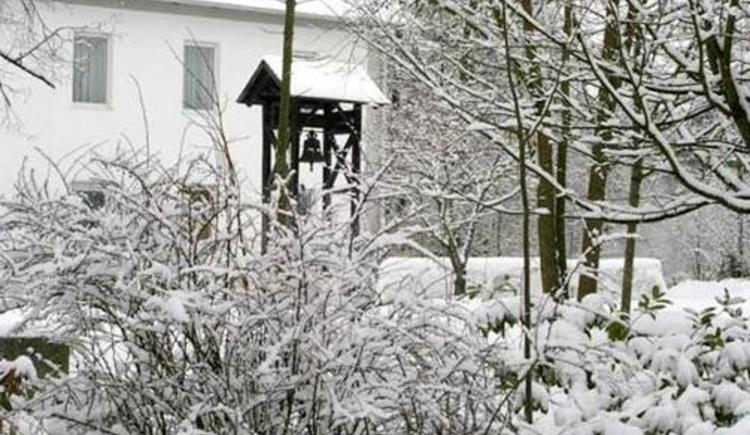 Greisinghof im Winter (© Bildungshaus Greisinghof)