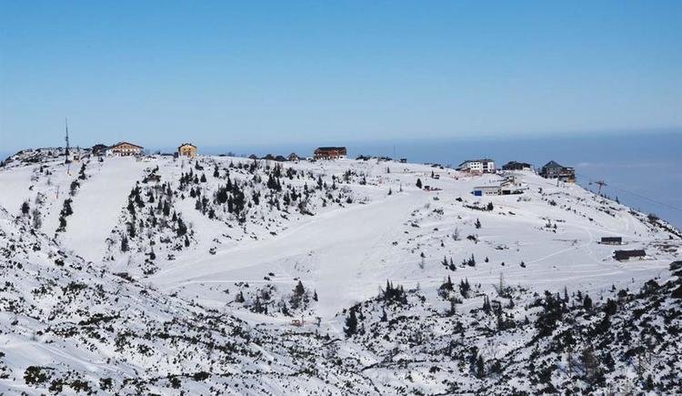 Feuerkogel-Plateau (© Tourismusbüro Ebensee)