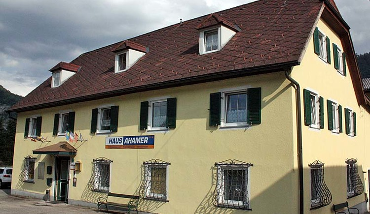 (© Pension Haus Ahamer)