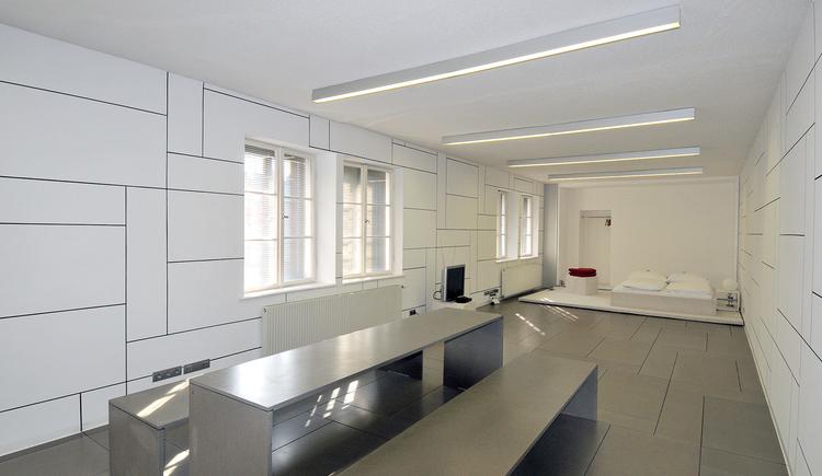 Atelierraum ©Archiv Stadt Linz, Kurt Groh