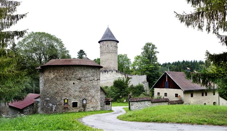 Burg Dornach (© Gemeinde Lasberg)