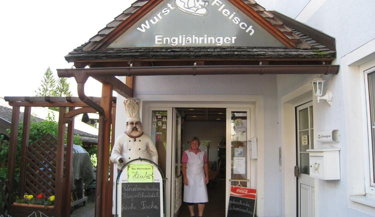Fleischhauerei Engljähringer. (© Maria Eisl)